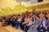 GÖBEKLİTEPE - Harran Üniversitesinde 'Uygarlığın Doğduğu Toprak Açıklaması Şanlıurfa' Konferansı