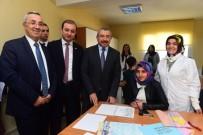 ÜNİVERSİTE SINAVLARI - İbn-İ Haldun Gençlik Merkezi Hizmete Açıldı