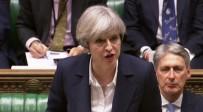 İHBAR MEKTUBU - İngiltere Başbakanı May'den AB'ye Veda Konuşması