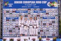 ATINA - İrem Korkmaz Avrupa şampiyonu oldu