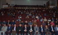 MUSTAFA TALHA GÖNÜLLÜ - İslam Ve Finans Konulu Konferans Düzenlendi