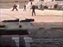 ULUSLARARASI - İsrail Polisi Filistinli Kadını Öldürdü