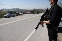 KANDIRA CEZAEVİ - Kandıra Cezaevi Yolunda HDP Önlemi