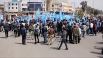 MEHDI - Kerkük'te Türkmenlerden 'Bayrak' Protestosu