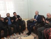 KOMANDO TUGAYI - Kılıçdaroğlu'dan şehit ailesine ziyaret