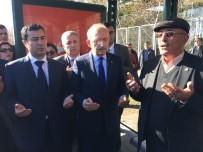 KOMANDO TUGAYI - Kılıçdaroğlu Kayseri'deki Şehitler Durağını Ziyaret Etti