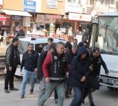 ADLİ KONTROL - Kocaeli'de FETÖ Operasyonu Açıklaması 2 Kişi Tutuklandı