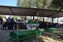 MEHMET DOĞAN - Kozan'daki Katliamda Öldürülen Aile Toprağa Verildi