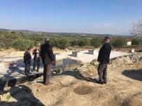 ERSOY ARSLAN - Manisa Büyükşehir'den Çalışmalara Yerinde İnceleme