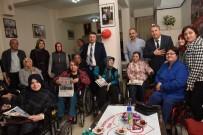 TOPLU KONUT - Manisalı Engellilere Ev Müjdesi