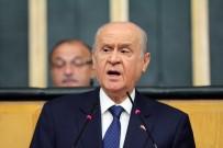 FIGAN - MHP lideri Bahçeli'den 'Bayrak' tepkisi