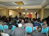 Milletvekili Atalay, Posof'ta Referandum Çalışmalarını Sürdürdü
