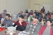 BÜROKRASI - Milletvekili Aydın Açıklaması 'Korkunun Ecele Faydası Yok'