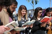 KİTAP OKUMA - ODÜ'de Kitap Okuma Etkinliği