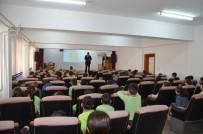 ARAÇ SAYISI - Öğrencilere Trafik Bilinci Kazandırılıyor