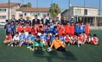 FATIH ÜRKMEZER - Ortaca'da Minikler Şampiyonluk İçin Mücadele Ediyor