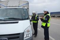ORTA DOĞU TEKNIK ÜNIVERSITESI - Ekipler Yola Çıktı, 599  Bin Aracı Bizzat Denetledi