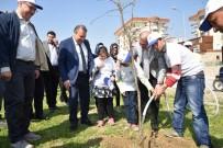 AHMET ERDOĞDU - Özel Öğrenciler Hatıra Ormanı Oluşturdu