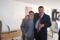 KAYAHAN - Polat Ve Gürkan'dan Esnaf Ziyaretleri