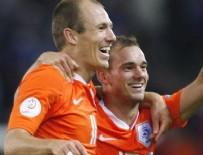 WESLEY SNEIJDER - Sneijder hocasını belirleyecek