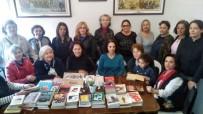 TÜRK TARIH KURUMU - Söke'de Nuhbey Konağı Kütüphanesi Bağışlarla Güçleniyor
