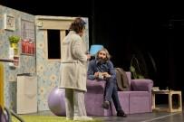 SEVINÇ ERBULAK - Tiyatro Festivalinde Komedi Fırtınası