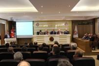 CUMHURBAŞKANı - TSO'da Vekiller Yeni Anayasa Değişikliğini Anlattı