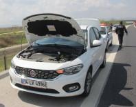 ADANA EMNİYET MÜDÜRLÜĞÜ - Türkiye Genelinde Aranan Şüpheli Araç Adana'da Bulundu