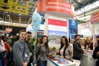 KÜLTÜR VE TURIZM BAKANLıĞı - Ukrayna Turizm Fuarı'nın Yıldızı Antalya
