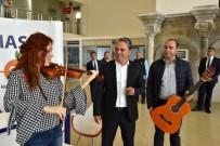CEVIZLI - Uysal'dan Duacı'daki Öğrencilere Müzik Aleti