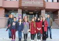 ERASMUS - Vezirköprülü Öğrenciler Avrupa'ya Açıldı