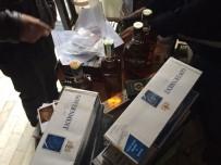 Yalova'da 6 Bin Paket Kaçak Sigara Ele Geçirildi