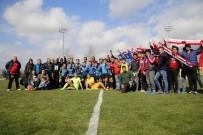 HÜSEYIN TÜRK - 1207 Antalya Döşemealtı Belediye Spor'dan Hazırlık Maçı