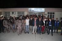 ÖZEL HAREKET - Adana'da Bin Polisle Dev Narko-Terör Operasyonu