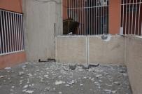 Adıyaman'daki Deprem, Mardin Valiliği Binasını Da Etkiledi