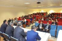 MEHMET ÖZDEMIR - AEÜ'de Vergi Paneli Düzenlendi