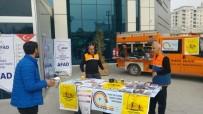 AFAD Deprem Haftası Nedeniyle Stant Açtı