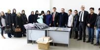 NÜFUS MÜDÜRLÜĞÜ - AK Partili Hanımlardan Suriyeli Mültecilere Yardım