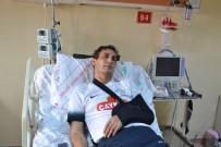 KALENDER - Aort Yaralanması Teşhisiyle Tedaviye Alındı, 45 Günde Ayağa Kalktı