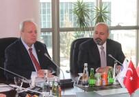 NURETTIN ÖZDEBIR - ASO Başkanı Özdebir Açıklaması 'Bahreyn İle Ticaret Hacminin Artırılması Lazım'