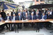 BAHÇECIK - Bakan Akdağ, Trabzon'dan Almanya'ya Seslendi