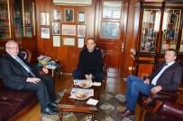 KADİR ALBAYRAK - Başkan Albayrak, Çorlu'da Ziyaretlerde Bulundu