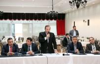 ESENYURT BELEDİYESİ - Başkan Kadıoğlu Okul Müdürlerini Dinledi