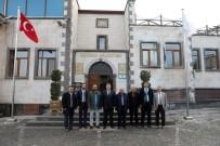 TALAS BELEDIYESI - Başkan Palancıoğlu Kapadokya'da Teknik İncelemede Bulundu