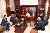 HÜSEYIN SÖZLÜ - Başkan Sözlü Açıklaması 'Diyarbakır, Bölgedeki Varlığımızın Teminatıdır'