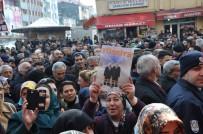 Binlerce Karslı Bakan Arslan'ı Bağrına Bastı