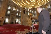 BAĞCıLAR BELEDIYESI - Cami Hoparlörleri 80 Desibele Ayarlanıyor