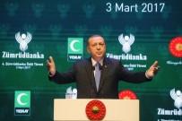 CEMAL REŞİT REY - Cumhurbaşkanı Erdoğan'dan Almanya'ya Tepki