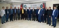 İSMAİL ŞANLI - Diyarbakır Büyükşehir Belediyesi Başkanı Cumali Atilla Açıklaması
