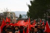 TERÖR MAĞDURLARI - Diyarbakır'da Binler Teröre Karşı Yürüdü